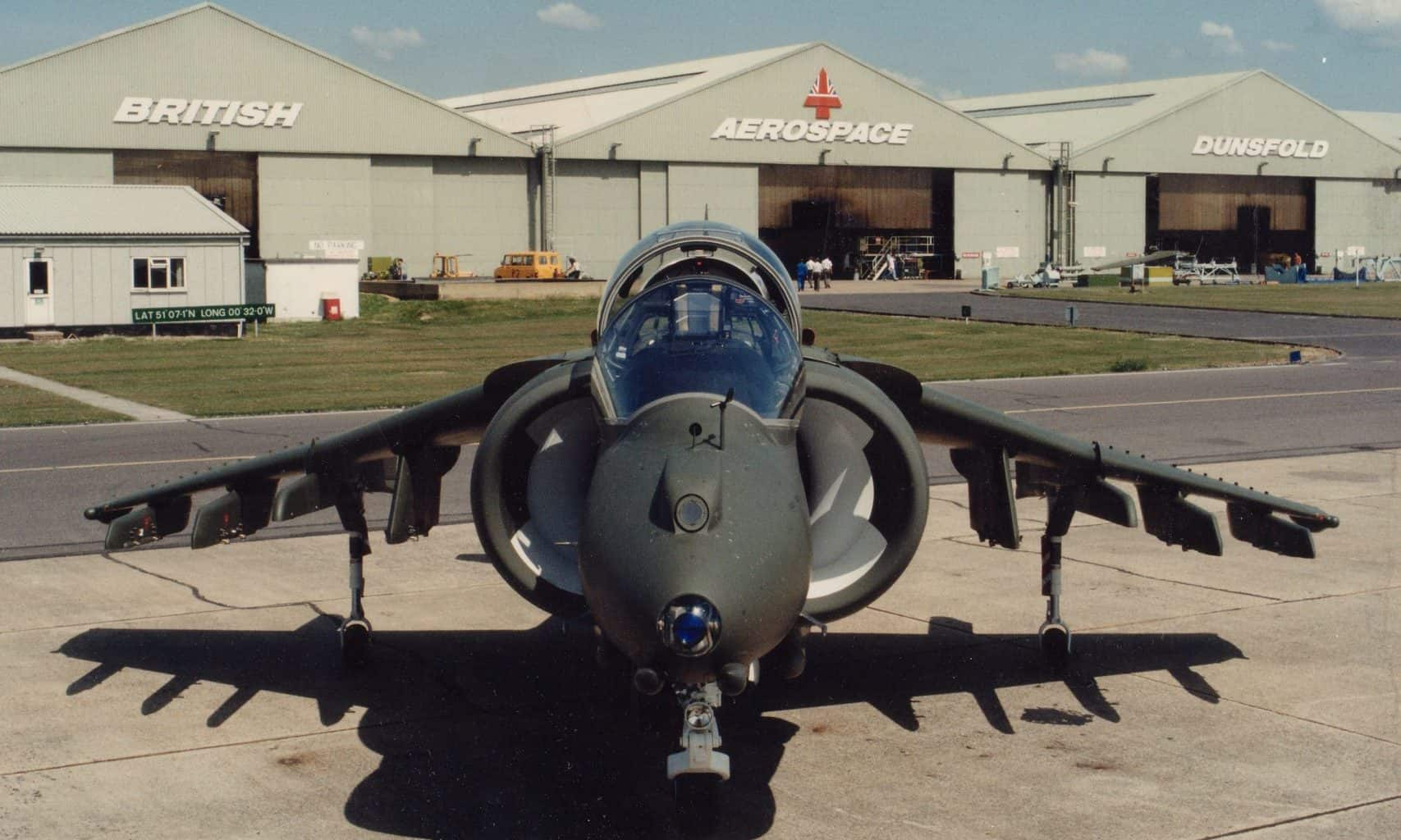 Harrier Archives - Dunsfold Airfield History Society